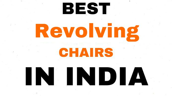 best revolving chairs