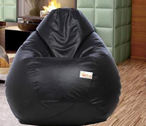 sattva classic bean bag chair
